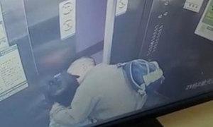 Ông lão 65 tuổi sàm sỡ bé gái trong thang máy