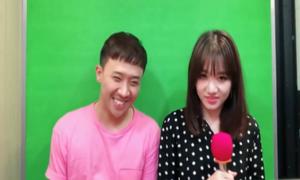 Trấn Thành, Hari Won cover 'Người hãy quên em đi' với mặt siêu biểu cảm