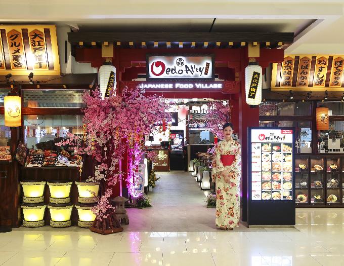 Ngày 27/4, Làng ẩm thực Nhật Bản Oedo Alley chào mừng thành viên mới  Betsu Milk Matcha & Sweets. Đây là cái tên sẽ góp mặt vào danh sách các món tráng miệng, giúp Oedo Alley hoàn thiện thực đơn phục vụ khách hàng một cách trọn vẹn nhất.