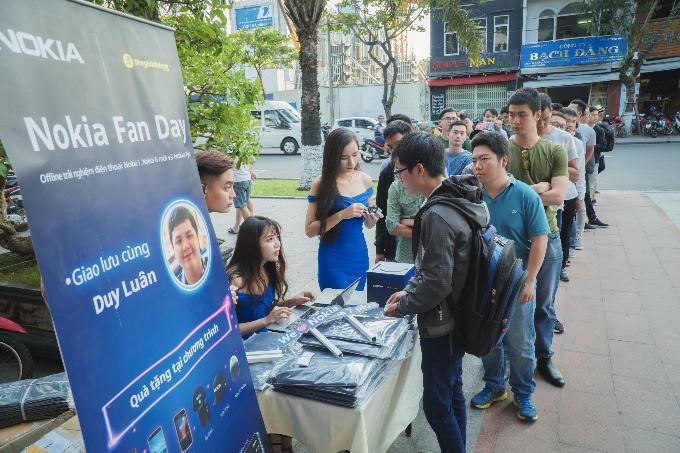 Ngoài Hà Nội, Nokia Fan Day với chủ đề Best Friend Forever cũng thu hút đông đảo fan tại TP. Hồ Chí Minh và Đà Nẵng.