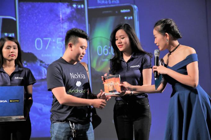 Khách tham gia sự kiện được nhận Nokia 7 Plus, Nokia 6 mới và Nokia 1 cùng nhiều voucher giảm giá 50%.