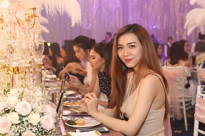 Nổi bật tại sự kiện là đêm dạ tiệc thử món miễn phí với chủ đề Dreaming of Love với những món ngon do đội ngũ đầu bếp hàng đầu đến từ Hong Kong thực hiện.