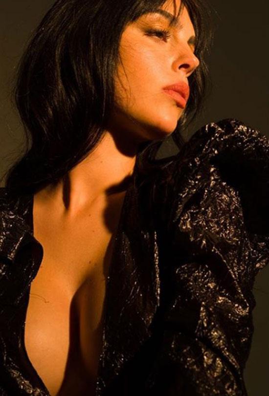 Hình ảnh mới của Georgina Rodriguez. Ảnh: NN.