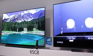 TV LG 2018 tích hợp trí tuệ nhân tạo ThinQ