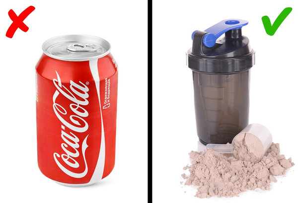 Uống sinh tố protein trước khi đi ngủ Nghiên cứu đã chỉ ra rằng, uống một ly sinh tố chứa khoảng 30 g protein trước khi đi ngủ giúp tăng số lượng calories cơ thể đốt cháy
