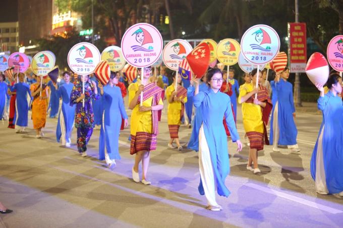 Lễ diễu hành Carnaval diễn ra tại Hạ Long - 3