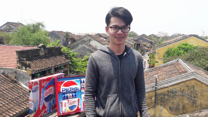 Pepsi trao quà tặng cho giới trẻ Đà Nẵng - Hội An - 6