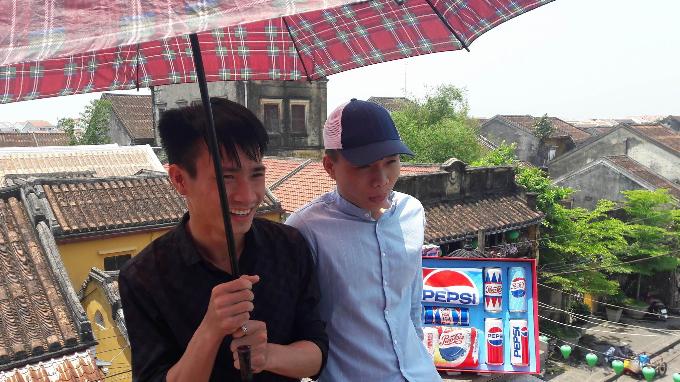 Pepsi trao quà tặng cho giới trẻ Đà Nẵng - Hội An - 4