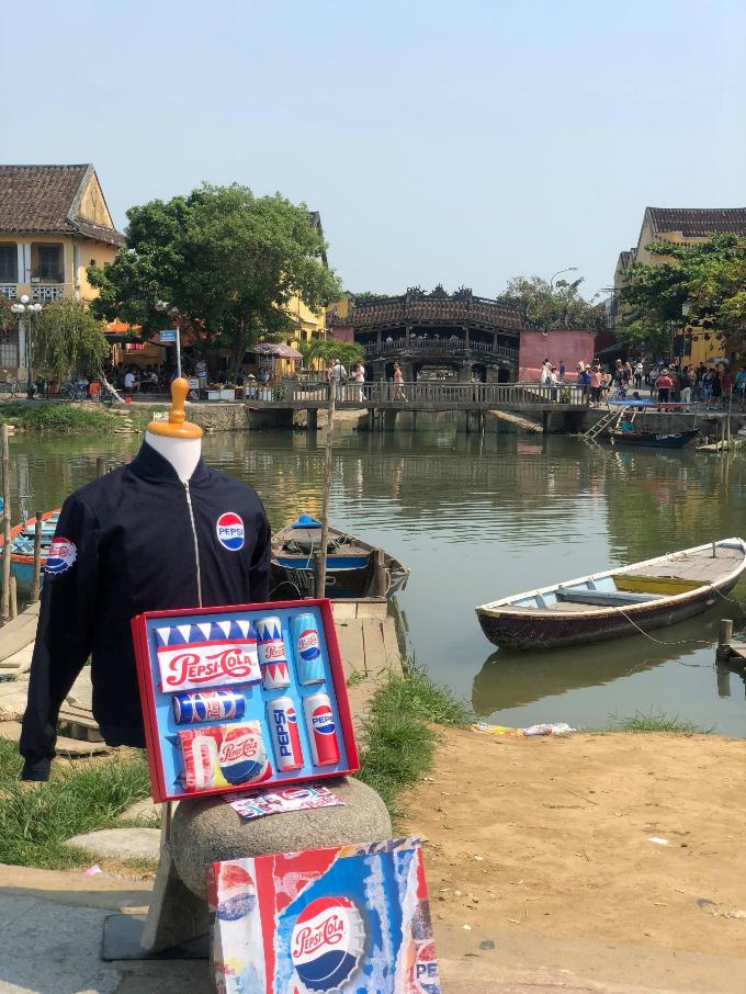 Pepsi trao quà tặng cho giới trẻ Đà Nẵng - Hội An - 1
