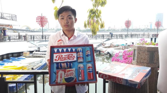 Pepsi trao quà tặng cho giới trẻ Đà Nẵng - Hội An - 8