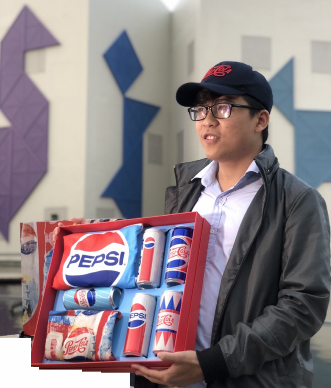 Pepsi trao quà tặng cho giới trẻ Đà Nẵng - Hội An - 9