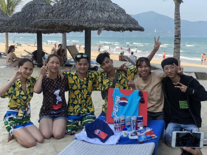 Pepsi trao quà tặng cho giới trẻ Đà Nẵng - Hội An - 7