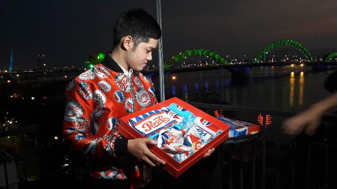 Cùng Pepsi 'săn' quà tại Đà Nẵng - Hội An