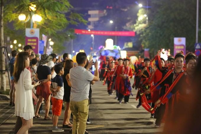 Lễ diễu hành Carnaval diễn ra tại Hạ Long - 5
