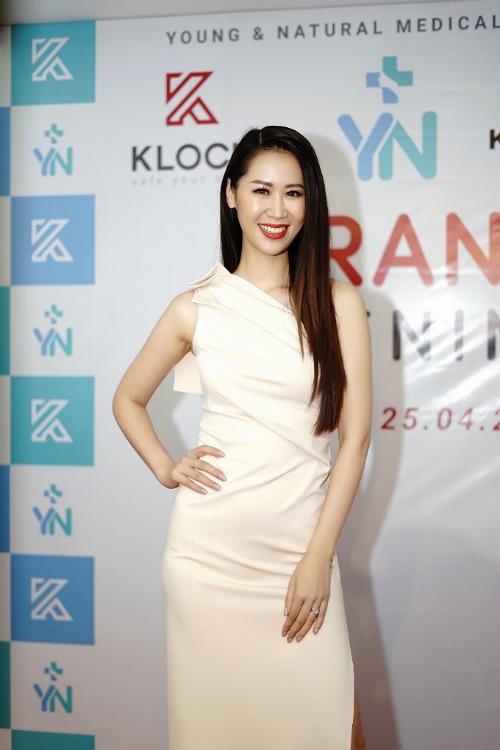 Á hậu Tú Anh, Hoa hậu Dương Thuỳ Linh rạng rỡ dự sự kiện - 3