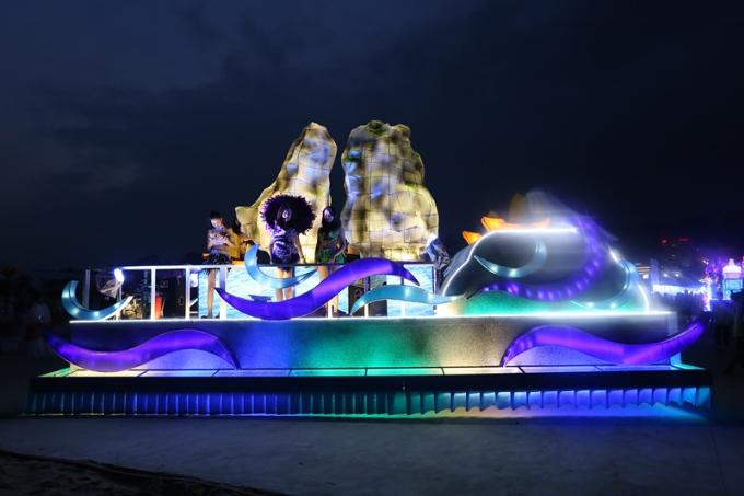 Lễ diễu hành Carnaval diễn ra tại Hạ Long - 1
