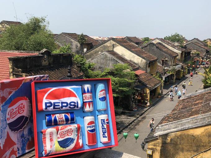 Pepsi trao quà tặng cho giới trẻ Đà Nẵng - Hội An - 3