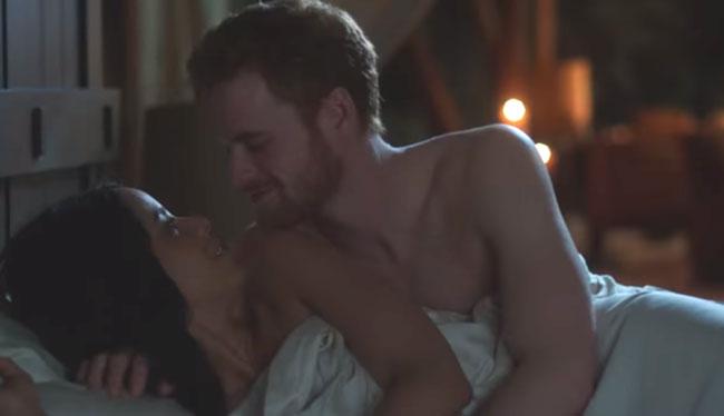 Phim có cảnh nóng về chuyện tình của Hoàng tử Harry và Meghan sắp chiếu