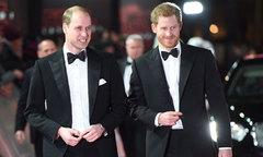 Hoàng tử Harry đề nghị anh trai William làm phù rể