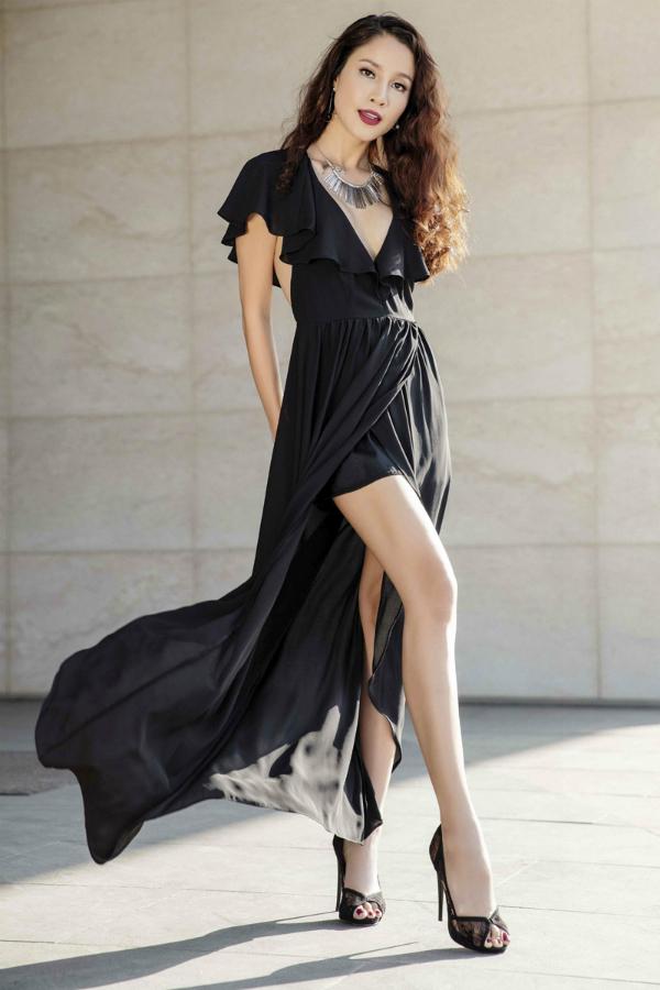 Diễn viên, người mẫu Bảo Trúc.