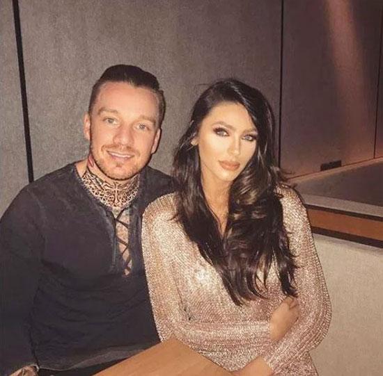 Jamie OHara và bạn gái mới