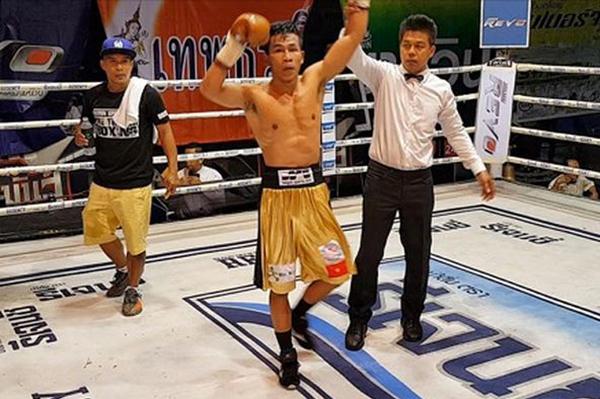 Trần Văn Thảo bất bại trong cả 10 trận đầu tiên trên đấu trường chuyên nghiệp trong đó có 7 chiến thắng bằng knockout.