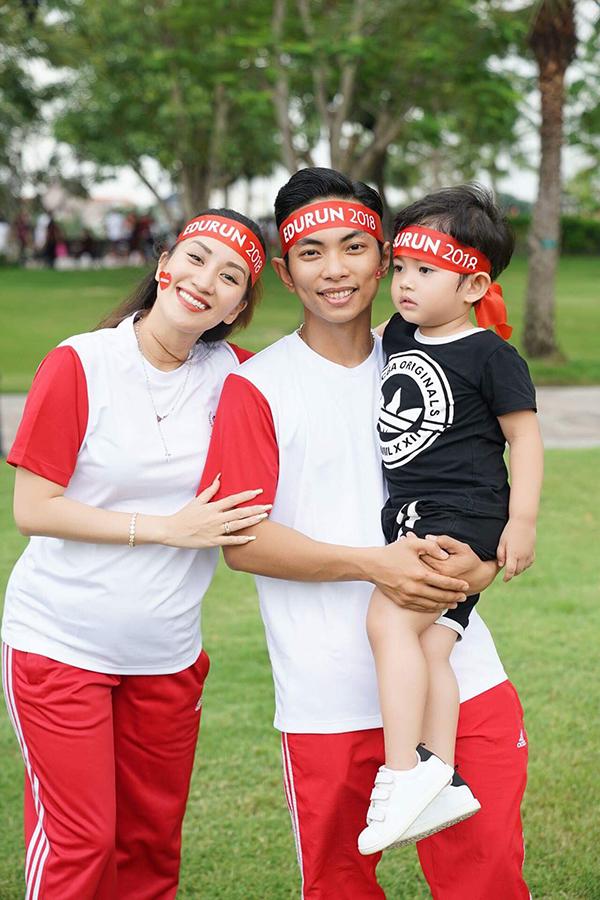 Khánh Thi: 'Vợ chồng tôi chắc chắn sẽ sinh thêm em bé thứ ba'
