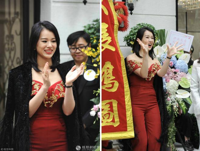 Hạnh Nhi tiết lộ cửa hàng tại Hong Kong đã vận hành được khoảng hai năm và làm việc hiệu quả. Nữ diễn viên trò chuyện: Tôi muốn thử sức mình tại Thượng Hải, dù việc này chẳng dễ dàng, tuy nhiên chúng tôi sẽ cố gắng từng bước một.