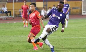 Hoàng Vũ Samson ghi bàn trở lại, Hà Nội 'vùi dập' Sài Gòn FC