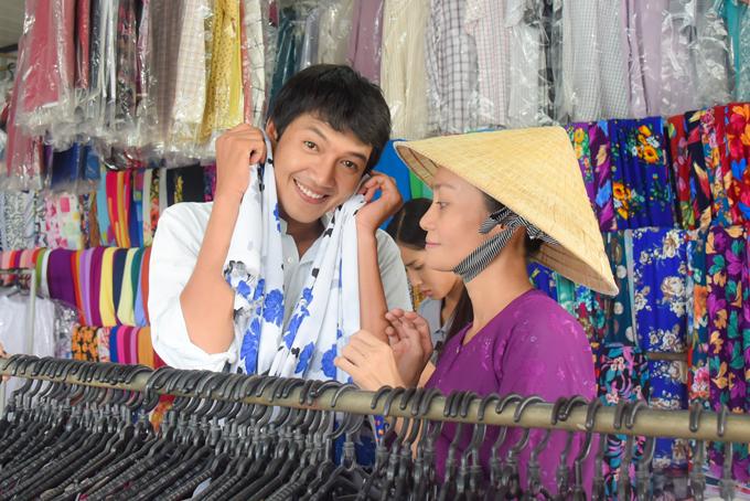Bella Mai chia sẻ, Quang Tuấn là người rất hài hước, vui vẻ và là người cầm đầu các trò nghịch ngợm tại trường quay Nếu còn có ngày mai.