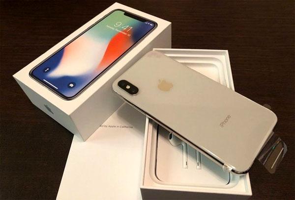 Apple cũng thất vọng về doanh số iPhone X