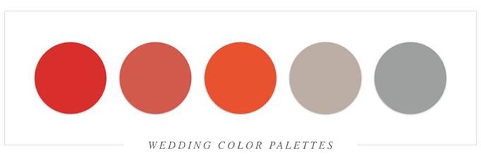 Tất tần tật cách tổ chức tiệc cưới với sắc đỏ rực rỡ - 32