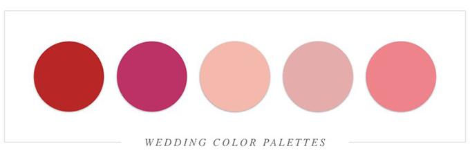 Tất tần tật cách tổ chức tiệc cưới với sắc đỏ rực rỡ - 15