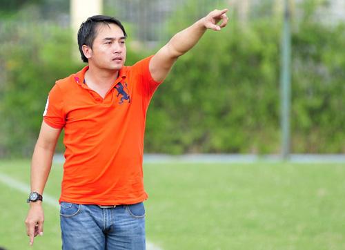 HLV Đức Thắng có nhiều việc phải làm khi nhận lời dẫn dắt CLB Thanh Hoá đang trong giai đoạn bất ổn. Ảnh: MH.