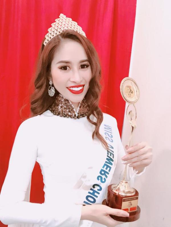 Kết thúc cuộc thi, Princess Ngọc Hân giành được giải Hoa hậu được yêu thích nhất thông qua hệ thống bình chọn của Miss Glam World.