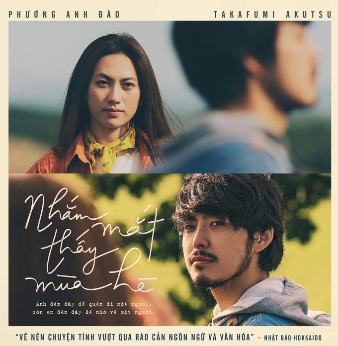 Phim Việt quay tại Nhật gây chú ý với trailer đẹp mắt
