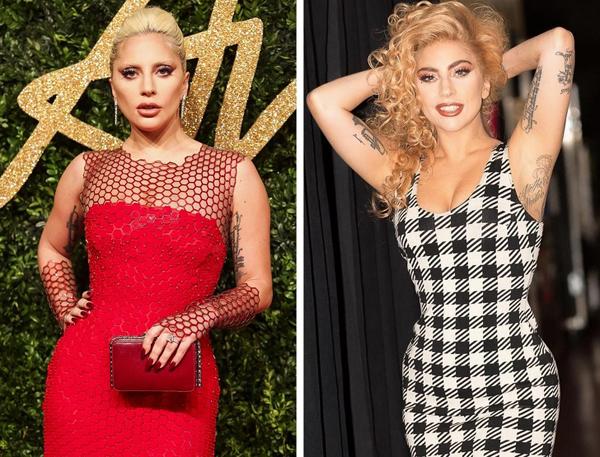 Lady Gaga - Uống rượu whiskey Phương pháp giảm cân này không được các chuyên gia dinh dưỡng khuyến khích nhưng nó lại có hiệu quả với Lady Gaga. Sau mỗi buổi tập, cô sẽ tự thưởng cho mình một ly rượu whiskey. Lý giải về tính hiệu quả của phương pháp này, các chuyên gia cho rằng đây thực chất là một liệu pháp tinh thần, giúp giải tỏa căng thẳng, mệt mỏi - tác nhân gây tăng cân.