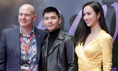 Vũ Ngọc Anh, Cường Seven dự Liên hoan phim ở Anh