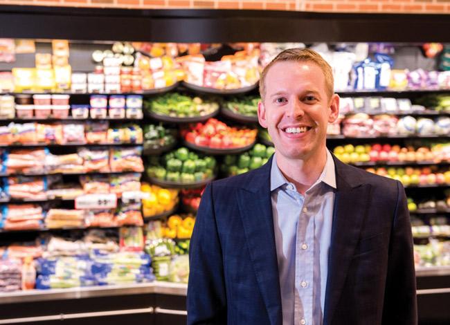 Bill Smith, CEO và là nhà sáng lập công ty giao hàng trực tuyến Shipt bỏ học từ năm 16 tuổi. Ảnh: Business.