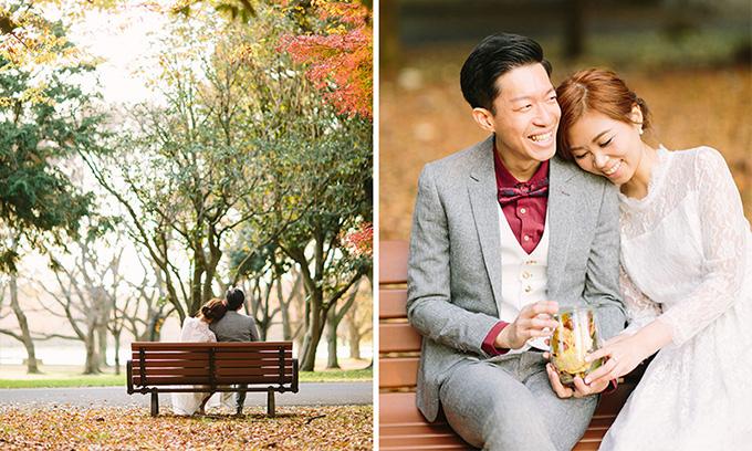 Quá trình chuẩn bị hôn lễ sẽ khiến hai bạn gần nhau hơn hoặc xảy ra xung đột tùy vào cách các bạn giải quyết khó khăn. Ảnh:Brideandbreakfast