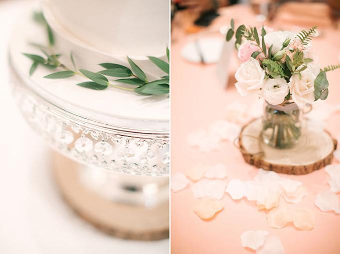 10 đám cưới đẹp như mơ với sắc hồng pastel - 11
