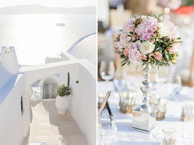 10 đám cưới đẹp như mơ với sắc hồng pastel - 7