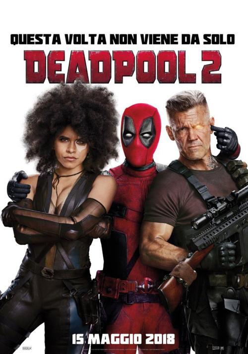 Deadpool 2, Star Wars cạnh tranh rạp Việt trong tháng 5 - 9