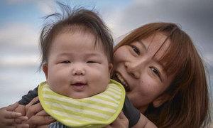 Ông chồng Nhật 'trả công' cho vợ vì con được bú sữa mẹ hoàn toàn