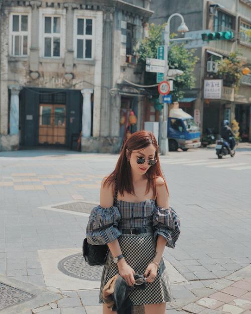 Cùng Yến Trang, Yến Nhi ăn hết cả Đài Loan - 11