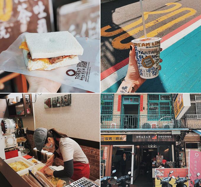 Cùng Yến Trang, Yến Nhi ăn hết cả Đài Loan - 1