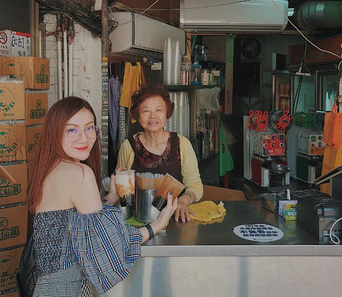 Cùng Yến Trang, Yến Nhi ăn hết cả Đài Loan - 3