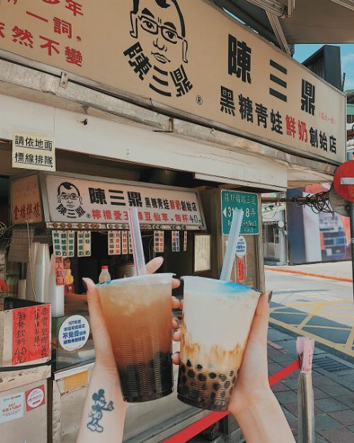 Cùng Yến Trang, Yến Nhi ăn hết cả Đài Loan - 4