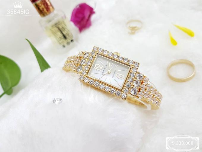 Đăng Quang Watch ưu đãi 10% các thương hiệu đồng hồ