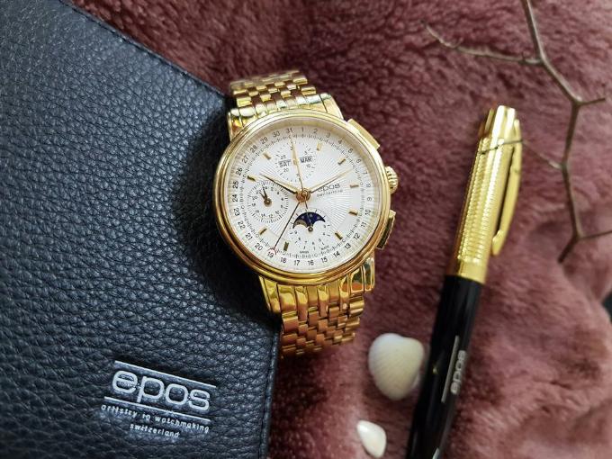 Đăng Quang Watch ưu đãi 10% các thương hiệu đồng hồ - 1